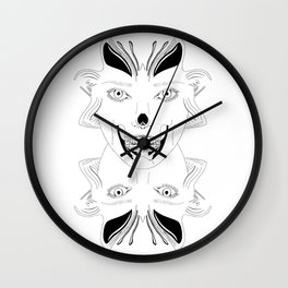 Dysphoria Wall Clock