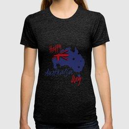 Happy Australia Day 2018 T-shirt
