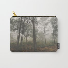 Lost in the fog. Retro Carry-All Pouch