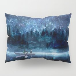 Night Sky Pillow Sham