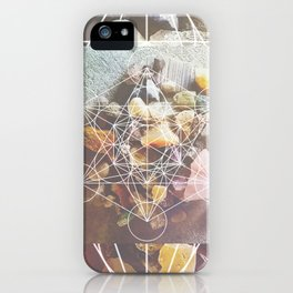 backyard stones iPhone Case