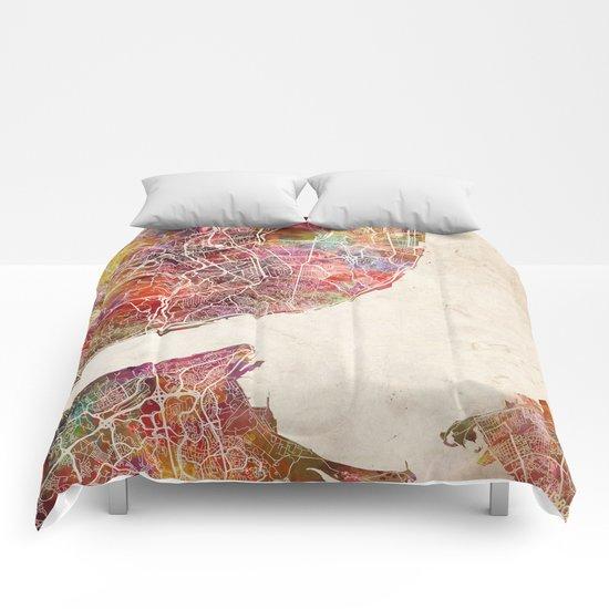 Lisbon Comforters