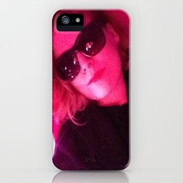 Lofty PhyllyG iPhone Case