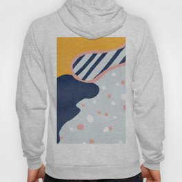 Abstact colorful design Hoody