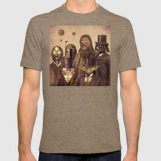 Victorian Wars  LARGE Mens Fitted Tee Tri-Coffee
