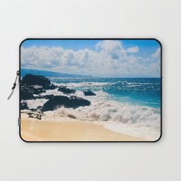 Hookipa Beach Maui Hawaii Laptop Sleeve