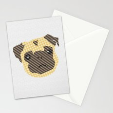 Pug! Stationery Cards