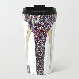 Love for Elephants Travel Mug