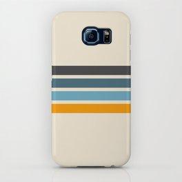 Vintage Retro Stripes iPhone Case