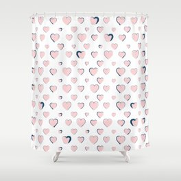 Made for you my heart 28 Shower Curtain