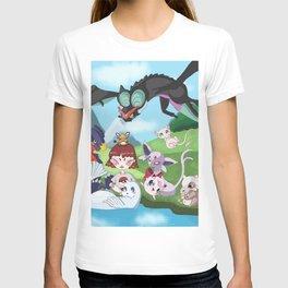 pokefriend T-shirt