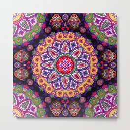 Gypsy Love Metal Print
