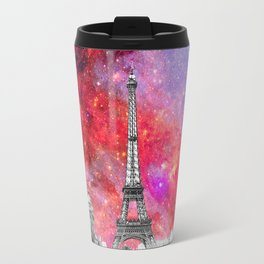 NEBULA VINTAGE PARIS Travel Mug