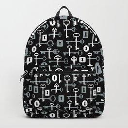 Skeleton Keys and Locks Backpack