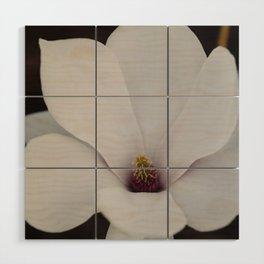 Magnolia Portrait Wood Wall Art