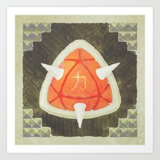 Troopa of Power Art Print