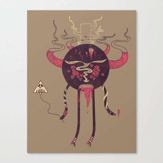 Pascal Canvas Print