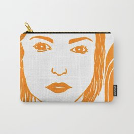 WUTHERING HEIGHTS - LINO (ORANGE VERSION)  Carry-All Pouch