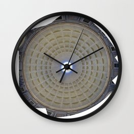 Phanteon Domus Wall Clock