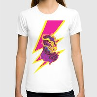 storm T-shirts featuring Storm by HanYong
