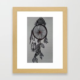 Dreamcatcher-original Framed Art Print