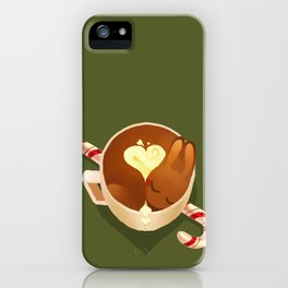 Lapin iPhone Case