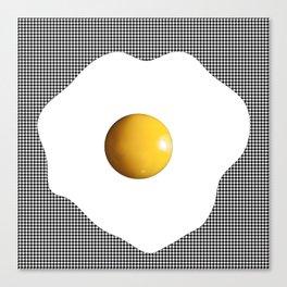 Te quiero un huevo Canvas Print