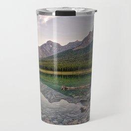 Reflecting on Stillness Travel Mug