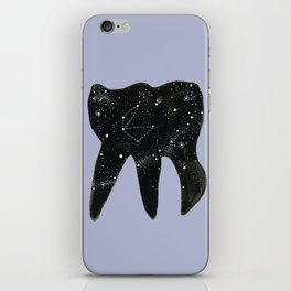 Cosmic Tooth iPhone Skin