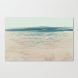 seewolken 2 Canvas Print