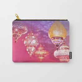 Oriental Magical Lights and Love Carry-All Pouch