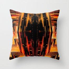 Hades Reactor Throw Pillow