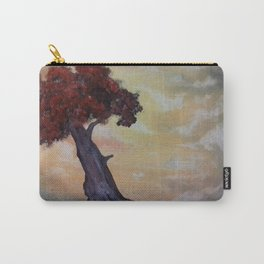 Loneliness Of Nature Carry-All Pouch