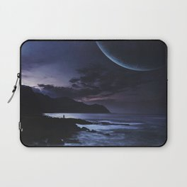 Distant Planets Laptop Sleeve