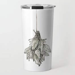Dried Herbs Travel Mug