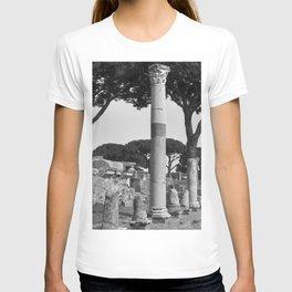 Ostia ruins Rome Italy T-shirt