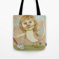 DOODLE GOOSE Tote Bag