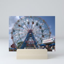 Coney Island Mini Art Print