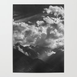 Between Rays Poster