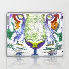 ROAR (tiger color version) Laptop & iPad Skin