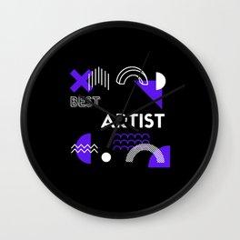 Best Artist Wall Clock