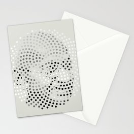 Optical Illusions - Iconical People 4 Stationery Cards