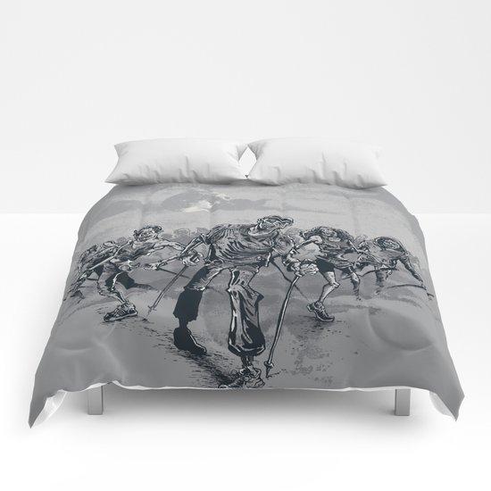 the NORDIC walking dead Comforters