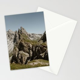 Seceda & The Marmot Stationery Cards
