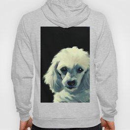 Sparrow the poodle Hoody