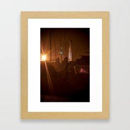 lightyard Framed Art Print