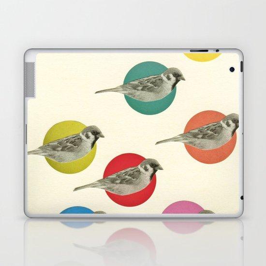 Gathering Sparrows Laptop & iPad Skin