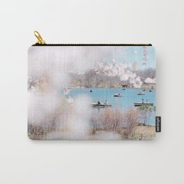 new york spring Carry-All Pouch
