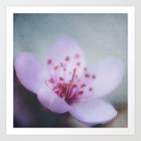 Spring Whispered Hello Art Print