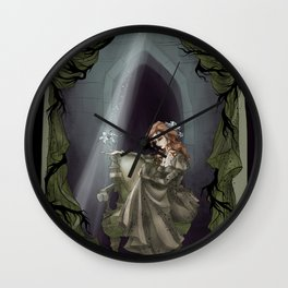 Tragically Ever After: Lily Potter Wall Clock